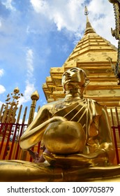 Wat Phra That Doi Suthep  Chiangmai Thailand