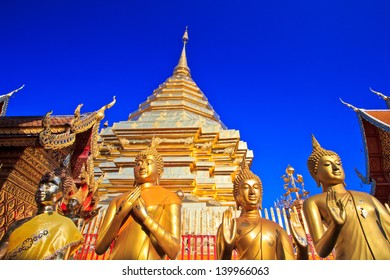 wat phra That Doi Suthep,Temple Chiang Mai Province Thailand
