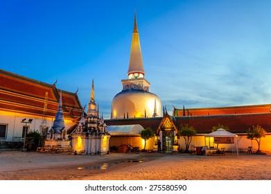 wat phra that at nakhon si thammarat, Thailand