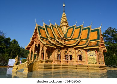 Wat Phra That Si Roi Temple in Chiang Mai, Thailand