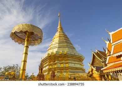 Wat Phrathai Doi Suthep ChiangMai