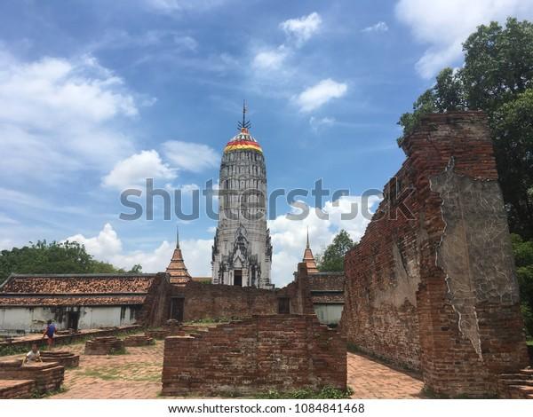 Wat Phutthaisawan is the temple from Ayutthaya era