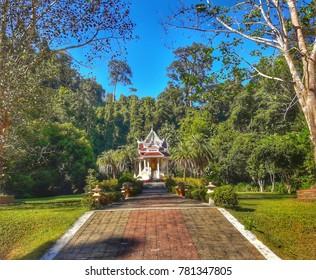 Wat Pla Plong, Chiang Dao Thailand