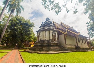 Wat Prasing Chiangmai Thailand,Traval in Chiangmai Thailand