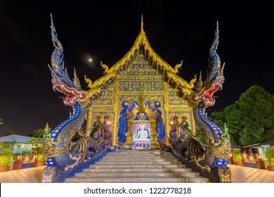 Wat Rong sue ten/Rong sue ten Temple.