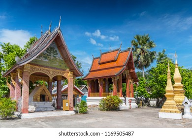Wat Sen, Luang Prabang also known as Wat Sene Souk Haram is a Buddhist temple located in Luang Phrabang, Laos.
