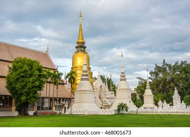 Wat Suan Dok is a Buddhist temple (Wat) in Chiang Mai, Thailand.