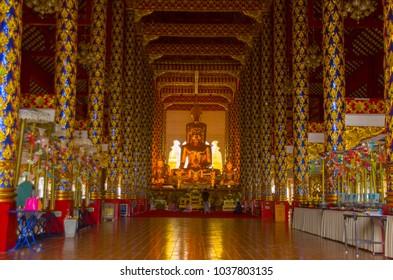 Wat Suan Dok in Chiang Mai, Thailand