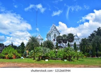 Wat Suwannakhuha at Khongjiam Ubon Ratchathani Thailand