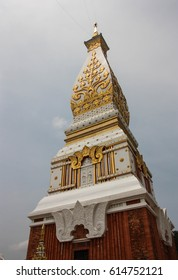 Wat Temple in Nakhon Phanom Province,Thailand