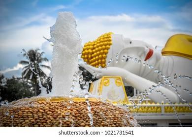Wat That-Noi Temple in Nakhon Si Thammarat , Thailand