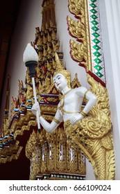 Wat Thewarat Kunchorn Worawihan Bangkok Thailand