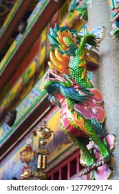 Wat Tippayawareewiharn is a joss house in Bangkok , thailand