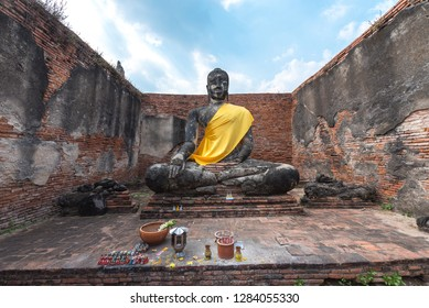 Wat Worache ttharam ,Phra Nakhon Si Ayutthaya Historical Park A historical park in Ayutthaya.  There are a total of 1,810 acres within the city of Ayutthaya. Phra Nakhon Si Ayutthaya Province,Thailand