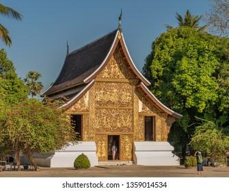 Wat Xiengthong temple