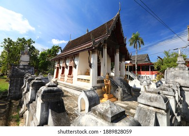 Wat Yai Thakkhinaram (Wat Yai Laos)  ,the oldest temple in Nakhon Nayok .This temple was built by the people here in 1780 and was called Wat Yai Lao.