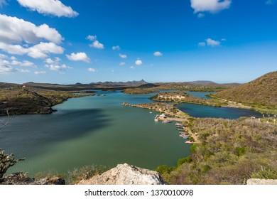 Wataluma Views around the small caribbean Island of Curacao