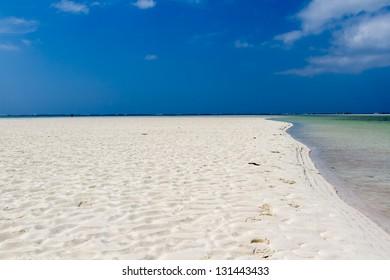 Watamu, Kenya The most beutiful beach of the area.