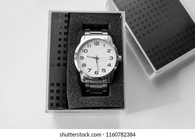 watch in box