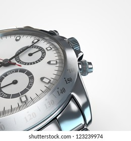 watch isolated on a white background