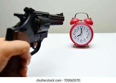 watch & pistol (ver 2)