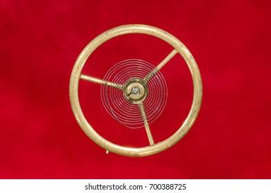 Watch Repair: Vintage Pocket Watch Hairspring Suspended in Midair