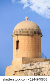 Watch Tower, Fortifications of Valletta Malta