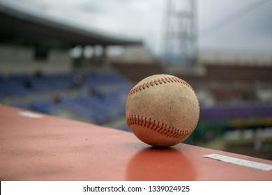 Watching Baseball infield