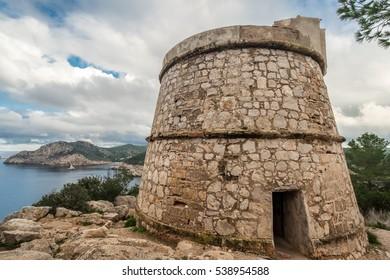 Watchtower im Des Molar ibiza