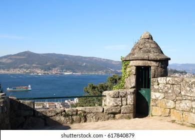 watchtower in Vigo city