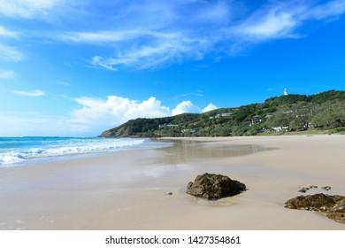 Wategos beach, Byron Bay, Australia