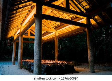 Water ablution house for ceremonial purification