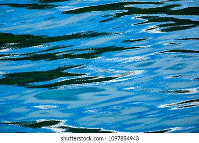 Water abstract, Myeik Archipelago, Myanmar