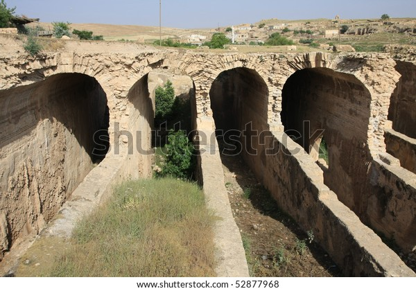 Water Cistern Dara Ancient City Mardin Stock Photo (Edit Now