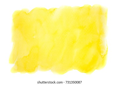 water color yellow.