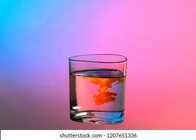 water contaminate glass not pure not clean to drink save world