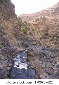 WATER COURSE IN THE RIFT VALLEY- TANZANIA