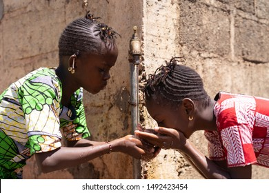 Water Crisis - African Women Finally Getting Fresh Water