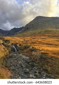 Water from the Cuillin Range