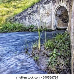Water culvert