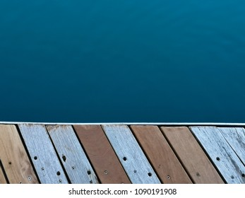 water and dock