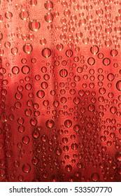water drops - condensation