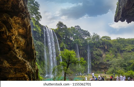 water fall in salalah ayn aythum