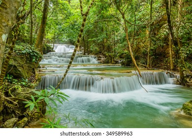 water fall in Thailand