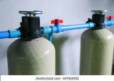 Water filter system.