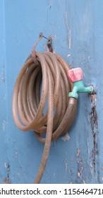 Water Hose and Water Tap