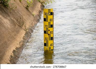 Water level measurement