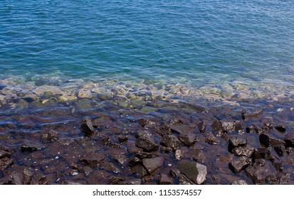 Water marine Faial