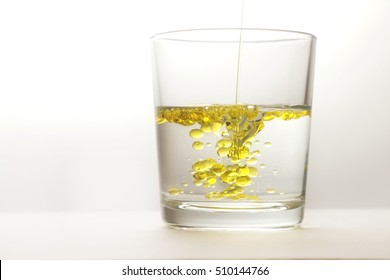 Water and oil