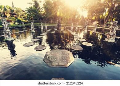 Water Palace, Bali, Indonesia